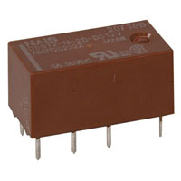 View DSBT2-M-2D-DC12: 12 Volt 1 Amp 8 Pin Double Pole Double Throw Relay