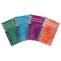 View MIMS MINI NOTEBOOKS: 4 Forrest Mims Books (Mini Notebooks Volumes 1-4)