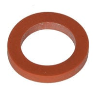 View 82-1535-3: Flat Red Rubber Washer (Hardware)