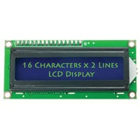 View DFR0063: I²c/Twi LCD1602 Module I2C ADDRess:0X20-0X27 (0X20 Default)