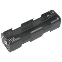 View BH-382-B-R: Battery Holder 8 AA Snaps