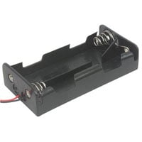 View BH-242-1A-R: Battery Holder 4 C Wires