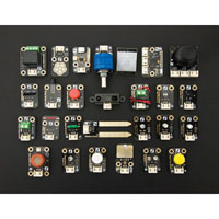 View KIT0011: 24 Piece Advanced Sensor Set Relay Module (Arduino)