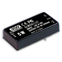 View SLW05B-15: SLW05 Isolated Regulated Encapsulated DC-to-DC Converter