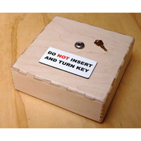 View CJKIT-20906: Instructables: Prank Box -(Electronics only) (Games)