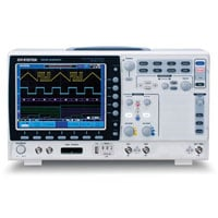 View GDS-2202A: 200MHZ 2 Channel Visual Persistence Digital Storage Oscilloscope