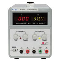 View PS-1603: Benchtop Power Supplies Output Voltage: 0-60V