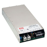 View RSP-750-48: 750 Watt Single Output Enclosed Power Supply with Pfc</A