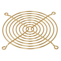View FG-120G: Fan Guard Steel 120MM Gold Plated