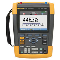View FLUKE 190-062/AM/S: Portable Oscilloscope (Test & Measurement)