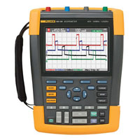 View FLUKE 190-104/AM: Portable Oscilloscope (Test & Measurement)
