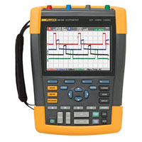 View FLUKE 190-104/AM/S: Portable Oscilloscope (Test & Measurement)