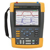 View FLUKE 190-202/AM/S: Portable Oscilloscope (Test & Measurement)