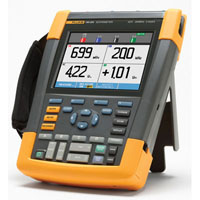 View FLUKE 190-204/AM: Portable Oscilloscope (Test & Measurement)