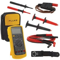 View FLUKE-87-5/E2 KIT: Fluke 87V/E Industrial Electrician Combo Kit