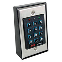 View HAA85BL: Self Contained Digital Access Control Keypad with Backlight