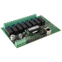 View VM201: Ethernet Relay Card Ieee 802.3 Compatible Ethernet Controller