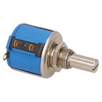 View 3540S-1-103-VP: 3540 Wirewound Potentiometer Ohms: 10 K
