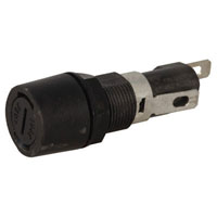 View 5X20LFH: Screw Driver Slot Fuse Holder -20A/300VAC