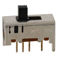 View MHS133: SP3T Slide Switch 0.3A 30V DC