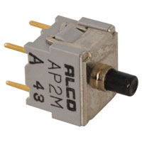 View APA2MGPC: Dpst Toggle Switch 0.4V 20VDC