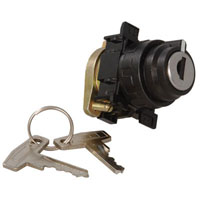 View RM201-0: 2 Position Keylock Switch