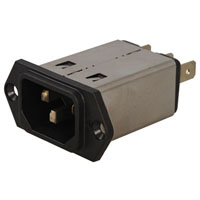 View 5110-6-33: Filtered Power Entry Module 6A 110/250VAC
