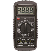 View M-2666K: 3½ Digit Deluxe Full Function Digital Multimeter Kit
