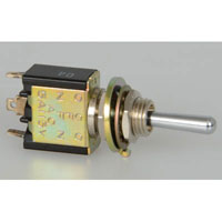 View MST105G: SPDT Toggle Switch 115V 5A