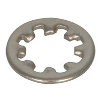View 465200202: Internal Tooth Lock Washer, (Hardware)
