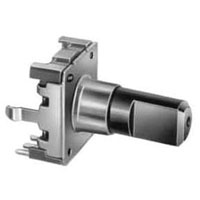 View RE130F-40-20F-12P: Rotary Encoder Switch 12 Detents (Incremental)