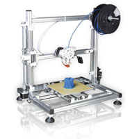 View K8200: 3D Printer Kit -(Uses 3MM Filament)