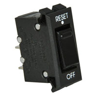 View SS-001: Snap in Circuit Breaker 15A @ 125VAC Reset Off
