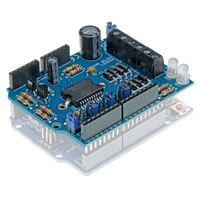 View KA03: Motor & Power Shield Kit for Arduino 2 Channels