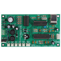 View K8096: 1 Channel USB Stepper Motor Card Kit (Power Supplies)