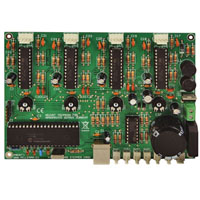 View K8097: 4 Channel USB Stepper Motor Card Kit (Power Supplies)