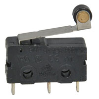 View SM5-05N-45S-C51: SPDT -Nc Basic Subminiature Switch (Snap)