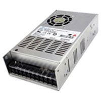 View SSE-4501PF-5: AC to DC Switching Enclosed Power Supply Single Output 5 Volts 80 Amps 400 Watts