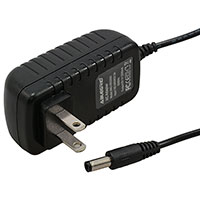 View EPAS-101W-05: 10W AC/DC Regulated Switching Wall Adapter Input: 100-240VAC @ 50-60HZ
