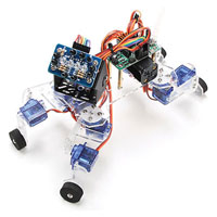 View RS032: Playful Puppy Robot Kit