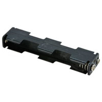 View 12BH341-GR: 4 AA Battery Holder with Snaps