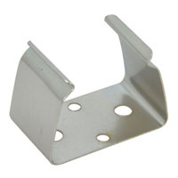 View 12BH079-GR: Metal 9V Battery Holder Clip Holds One 9V Battery