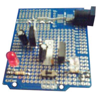 View CJKIT-21127: 5V/9V Breadboard Power Supply with Switch Selectable Output