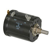 View AR2KL.25: 10 Turn 2000 Ohm Wirewound Precision Potentiometer