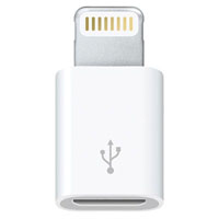 View IFA-A101: USB Micro-B to IPHONE5/IPAD4 (8 Pin) Lightning Adapter