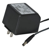 View DDU120100: 12W AC-to-DC Unregulated Linear Wall Adapter Power Supply