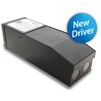 View M200L24DC: 200W Dimmable LED Driver with DC Magnetic Transformer