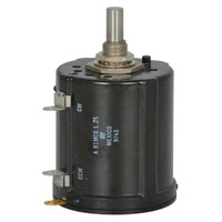 View A-R30K-L.25: 10 Turn 30000 Ohm Wirewound Precision Potentiometer