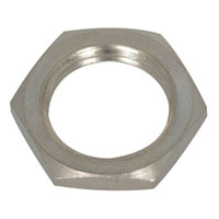 View 31-10495-NA: 3/8 Inch -32 UNEF-2A Nickel Hex Nut (Hardware)