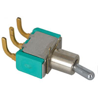 View A123S1D9AB: Subminiature Toggle Switch